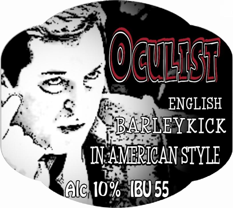 "XXIV ""Oculist"" BarleyKick"